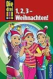 Die drei !!!, 1,2,3 - Weihnachten! (drei Ausrufezeichen): Doppelband