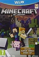 Nintendo MinecraftMinecraft: Wii U EditionSpecifiche:PiattaformaWii UGenereAzione / AvventuraModalità MultiplayerSìNr Massimo di Giocatori8Tipologia Modalità MultiplayerIn lineaSchermo DivisoNoSviluppatore4J Studios Ltd. / Microsoft StudiosESRB Ratin...