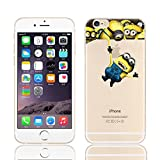 Generic M63 Luxurious Printed high quality Minion despicable me back case cover for iPhone 6 Plus// iPhone 6s Plus