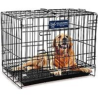 Casetas y Cajas para Perros Jaula para Mascotas Gato Jaula para Perros Jaula para Conejos Perro