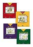 Kombi-Paket: Kennst du...?: 4 Bände: Martin Luther/ Jesus Christus/ Die Kirche
