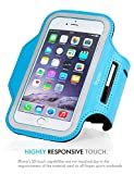 Image of Fitspec Iphone 6 Armband Iphone 6s Armband For Running Sport Fitness Exercise Gym Jogging Iphone 6 6s Running Armband Case Holder Sports Armband