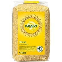 Davert Hirse feines Korn, 4er Pack (4 x 500 g) - Bio