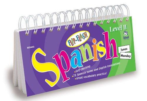 Spanish: Level II (Flip-Flash)