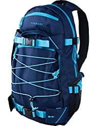 FORVERT Ice Louis Backpack Rucksack Unisexnavy blue blau NEU