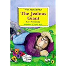 The Jealous Giant (First Young Puffin) by Kaye Umansky (1998-02-05)