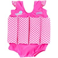 Zoggs Girl's Miss Zoggy Learn to Swim Float Suit