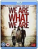 We Are What We Are [Blu-ray] [2010] [Edizione: Regno Unito]