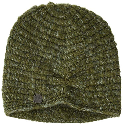 Pistil Women's Kestrel Cold Weather Hats, Olive, One Size Olive Womens Beanie