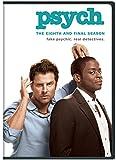 Psych: The Eighth & Final Season [USA] [DVD]