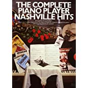 The Complete Piano Player of Nashville Hits