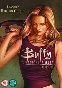 Buffy The Vampire Slayer - Season 8 Motion Comic [DVD]