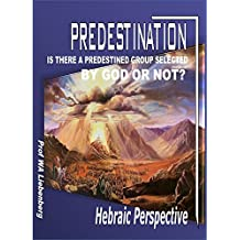 Is there a Predestined Group Selected by God or Not? : A Hebraic Perspective (English Edition)
