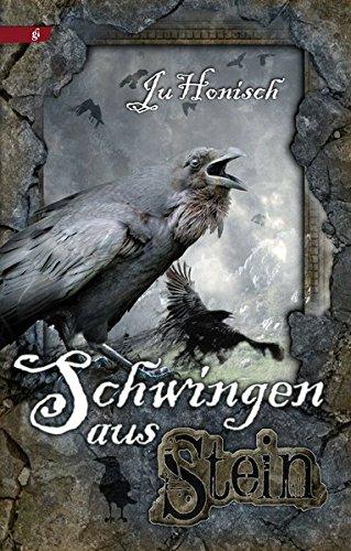 Buchseite und Rezensionen zu 'Schwingen aus Stein' von Ju Honisch
