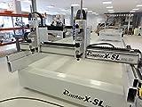 Fräsmaschine / Portalfräse RaptorX mit Stahlrahmen & doppelter Y/Z Achse - 3200x2010mm - CNC-STEP