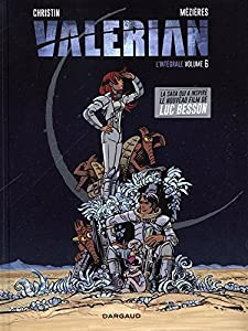 "Afficher ""Valerian et Laureline n° 16-18"""