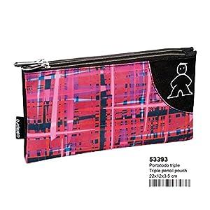 Perona 53393 Campro Estuches, 22 cm, Multicolor