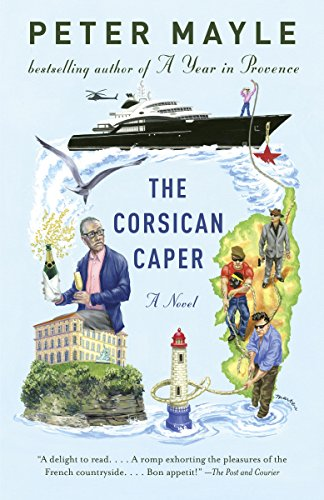 The Corsican Caper: A novel (Sam Levitt Capers)