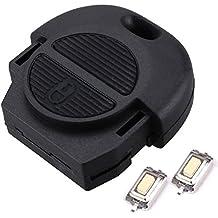 DON LLAVE® AMDLNI18B1 - Kit de reparación: Carcasa para llave de 2 botones +