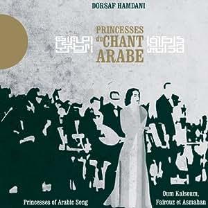 Princesses du chant arabe orient