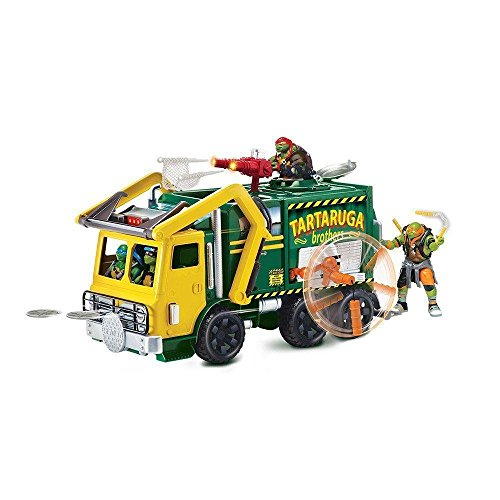 (Teenage Mutant Ninja Turtles 14088331 - Turtles Movie II Turtle Tactical Truck)