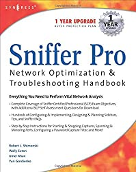 Sniffer Pro Network Optimization and Troubleshooting Handbook by Robert J. Shimonski (2002-07-31)