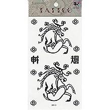 Grashine 2013impermeabile e non tossico e alla moda di vendita caldo impermeabile tatuaggio temporaneo cervi Beast God totem Tattoo stickers