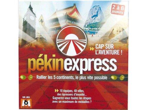 Kerlude - Jeux de plateaux - Jeu Pekin Express