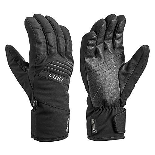 LEKI Herren Space GORE-TEX® Skihandschuhe schwarz 8.5