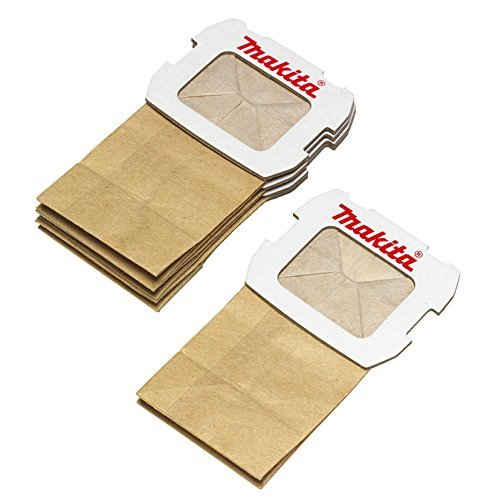 MAKITA 194746-9 Staubsäcke zu BO4555/65/5030/5031, 5 Stück