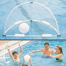 Only Swim - Portería flotante de waterpolo para piscina