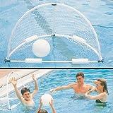 Aqua Deluxe Spaß mit Wasser schwimmen, robust, schwimmfähig, Water Polo Ziel