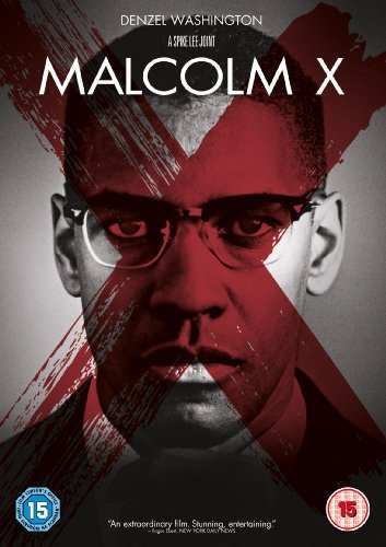 Malcolm X [DVD] [1992] by Denzel Washington