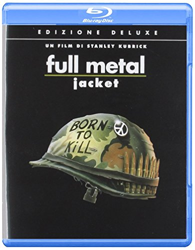 Full metal jacket(deluxe edition) [Blu-ray] [IT Import] Deluxe Military Jacket