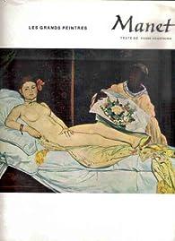 Edouard Manet, 1832-1883 par Philippe Monsel