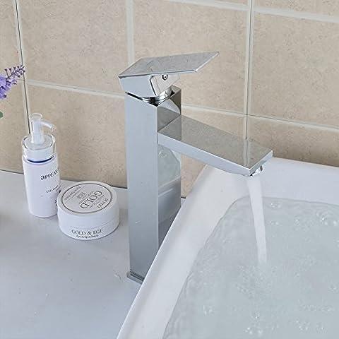 KAIRRY El Cobre Cae Agua Espuma Opcional Válvula Cerámica Grifos De Agua Fría Y Caliente