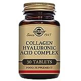 Solgar Collagen Hyaluronic Acid Complex 120 Mg - 30 Tabletas