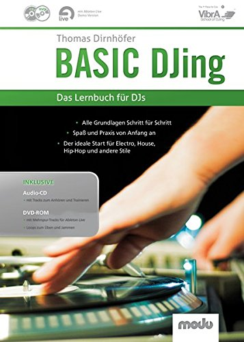 Basic Club (Basic DJing: Das Lernbuch für DJs. Lehrbuch mt CD + DVD.)