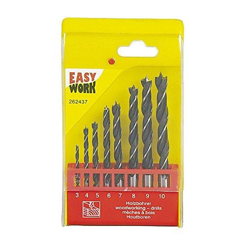 Easy Work Holzbohrersatz, 8-teilig, 1 Stück, 262437