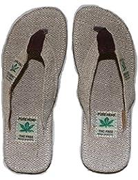 Flip Flops de Fibra de cáñamo/Chanclas de cáñamo/Sandalias de cáñamo/Zapatillas