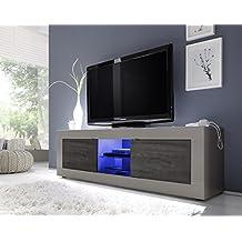 Mobile Porta Tv Wenge.Mobile Porta Tv Wenge Lc Spa Amazon It