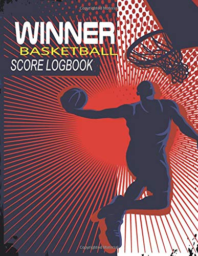 Winner Basketball score log bok: for both the home and visiting teams FiBA  International basketball federration por Raven Hunter