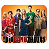 The Big Bang Theory Personalized Custom Gaming Mousepad Rectangle Mouse Mat / Pad Office Accessory And Gift Design-LL401