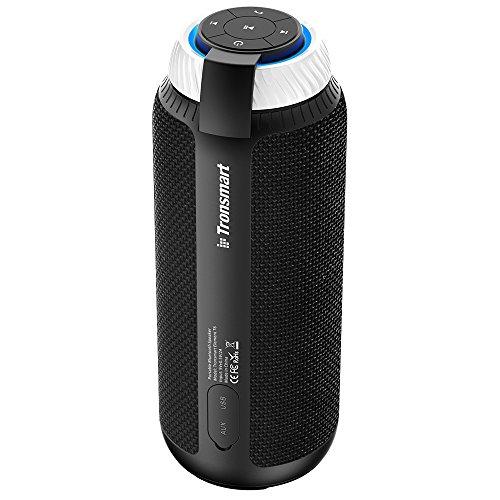 Altavoz Bluetooth, Tronsmart T6 Estéreo Premium 25W Con Radiador Pasivo, Subwoofer Inalámbrico...