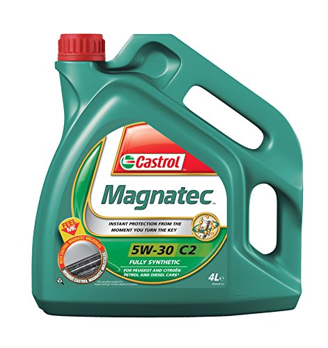 Castrol MAGNATEC Engine Oil 5W-30 C2 4L