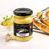 Delikatess-Senf mit Riesling