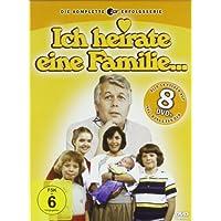 Ich heirate eine Familie - Box (Folgen 1-14) [8 DVDs]
