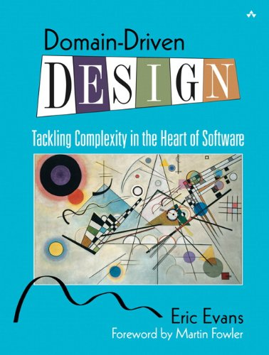 Buchseite und Rezensionen zu 'Domain-Driven Design: Tackling Complexity in the Heart of Software' von Eric Evans