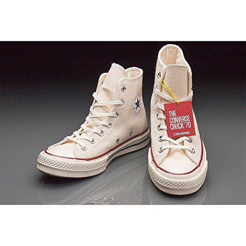 Converse Unisex-Erwachsene All Star Prem Hi 1970's Hightop Sneaker beige / weiß