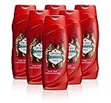 Old Spice BEARGLOVE Shower Gel Mens Body Wash 250ml (6 Pack)